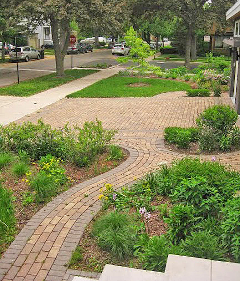 Good natured landscapes sustainable landscape design for Sustainable landscape design