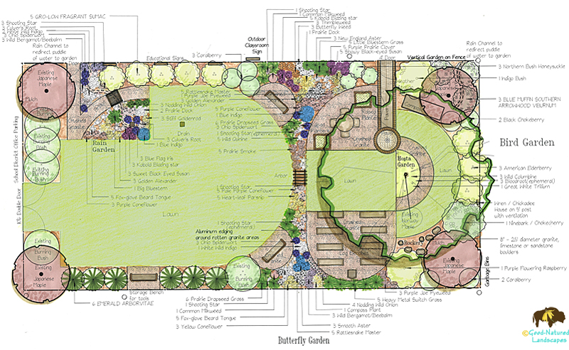 Elmhurst Project Outdoor Classroom For Learning And